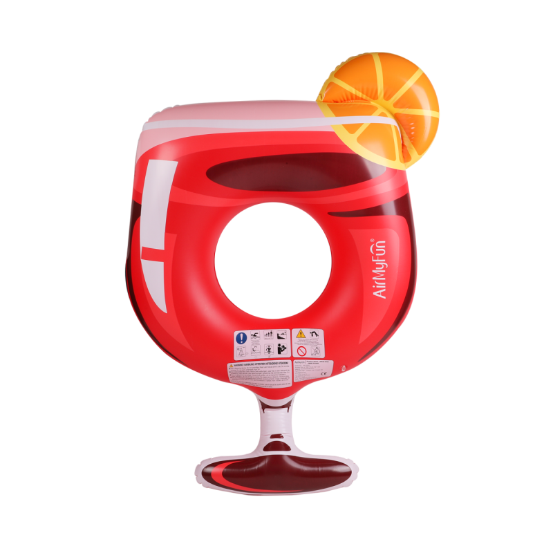 Trampoline Deluxe Jump4Fun 13FT - 6 Perches - 400 cm - Noir