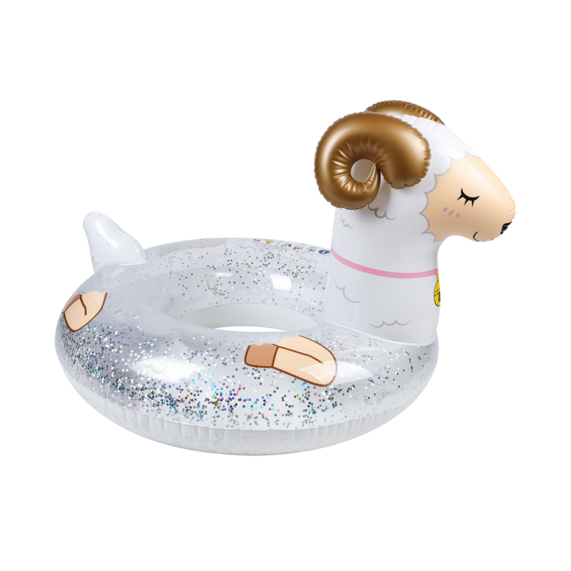 Trampoline Deluxe Jump4Fun 13FT - 6 Perches - 400 cm - Vert pomme