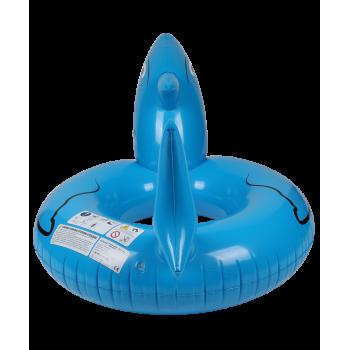 Trampoline de jardin Deluxe Jump4Fun 13FT - 6 Perches - 400 cm - Vert pomme - Nouveauté 2018 !