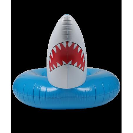 Trampoline de jardin Deluxe Jump4Fun 13FT - 6 Perches - 400 cm - Orange - Nouveauté 2018 !