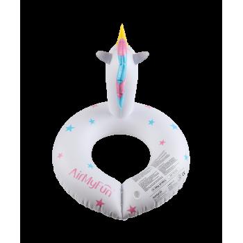 Dimensions Trampoline Deluxe Jump4Fun 13FT - 6 Perches - 400 cm - Bleu - Nouveauté 2018 !