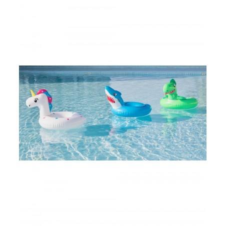 Dimensions Trampoline Deluxe Jump4Fun 13FT - 6 Perches - 400 cm - Orange - Nouveauté 2018 !