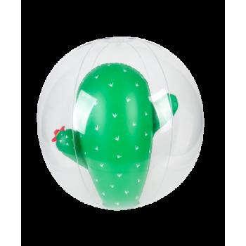 Trampoline de jardin Deluxe Jump4Fun 14FT - 6 perches - 427 cm - Rouge