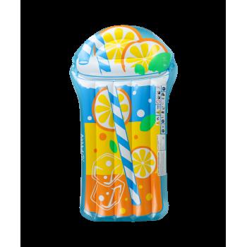Trampoline avec filet de protection extérieur Jump4Fun 14FT - 6 perches - 427 cm - Vert pomme