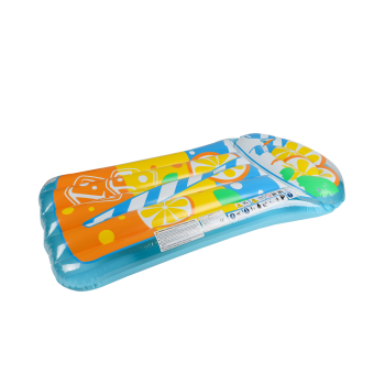 Trampoline avec filet de protection extérieur Jump4Fun 14FT - 6 perches - 427 cm - Orange