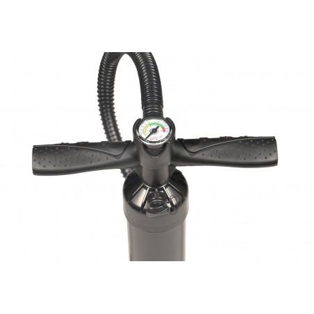 Trampoline Classique Jump4Fun 12FT-366cm Réversible Vert pomme-Orange