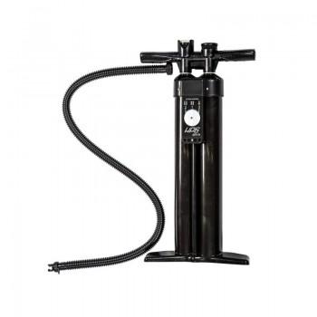Trampoline Classique Jump4Fun 13FT-400cm Réversible Bleu-Noir