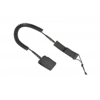 Trampoline Classique Jump4Fun 6FT-185cm Réversible Bleu-Noir