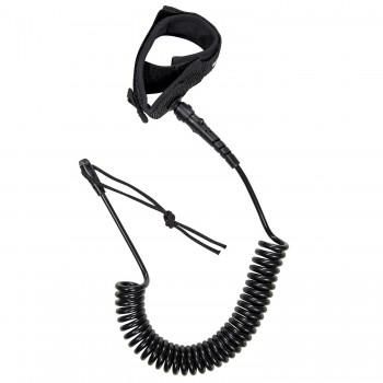 Echelle pour trampolines Semi-Pro 8FT avec 2 marches noires en plastique - 90cm