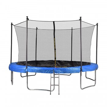 Trampoline Deluxe Jump4Fun 8FT - 244cm - Orange