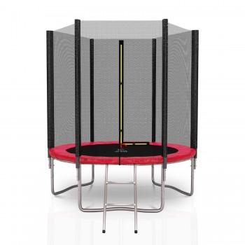 Housse de protection grise mini-trampoline 48'