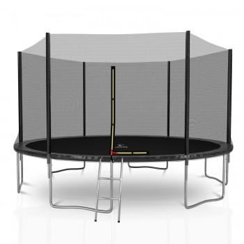 Housse de protection bleue mini-trampoline 36'