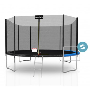 Pack de 6 Mousses de protection des Perches - Trampoline - 10FT - 305cm - Bleu