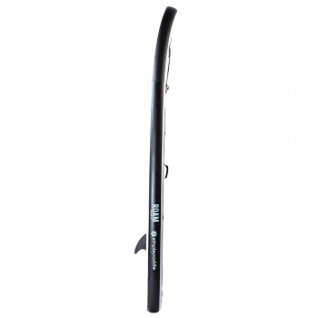 Trampoline Deluxe Jump4Fun 8FT-244cm Réversible Vert pomme-Orange