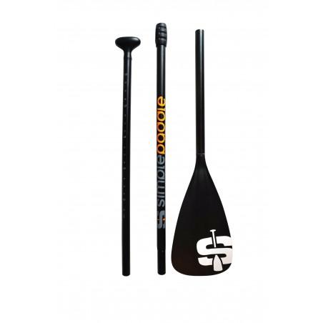 Socle Trampoline Rectangulaire Jump4Fun - Noir - 10 x 17FT - 518cm