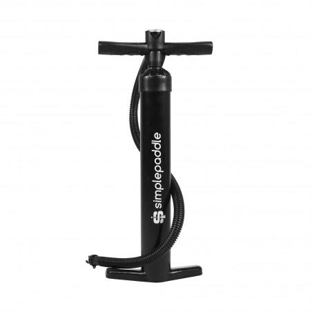 Trampoline Jump4Fun de jardin 12FT - 10 Perches - 366cm - Noir