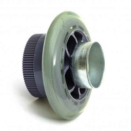 Trampoline jardin vert pomme 185 cm Jump4Fun