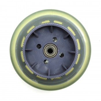 Trampoline jardin orange 185 cm Jump4Fun