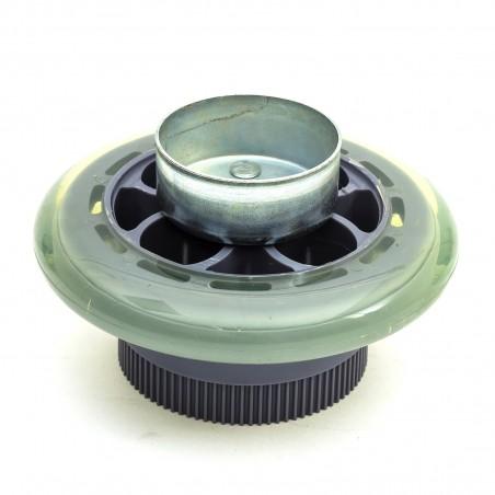 Trampoline jardin rouge 185 cm Jump4Fun