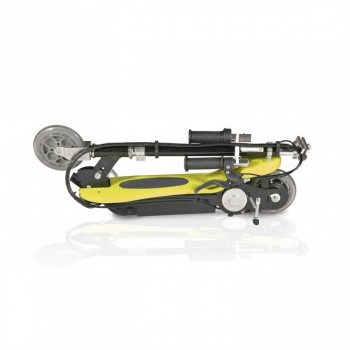 Echelle de trampoline de jardin Jump4Fun orange