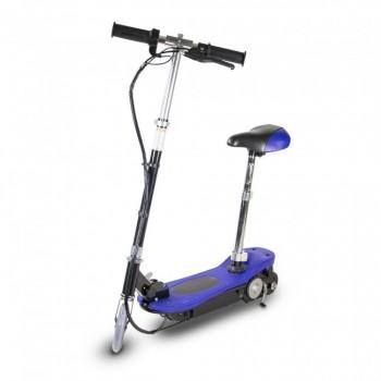 Trampoline Jump4Fun 13FT - 6 perches - 400cm - Bleu