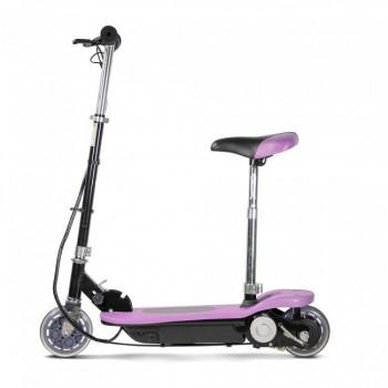 Trampoline extérieur avec filet de protection intérieur bleu Jump4Fun