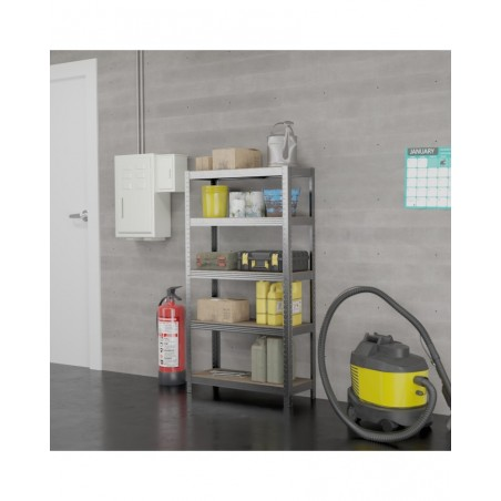 Trampoline Jump4Fun Deluxe 10FT - 305cm - Bleu