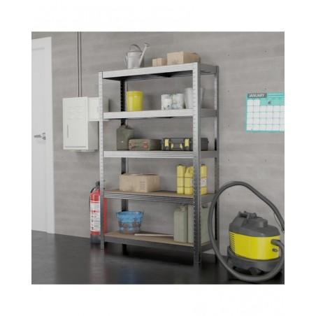 Trampoline avec filet de protection Jump4Fun Deluxe 10FT - 305cm - Bleu