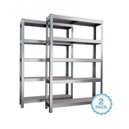 Trampoline avec filet de protection Jump4Fun Deluxe 10FT - 305cm - Vert pomme