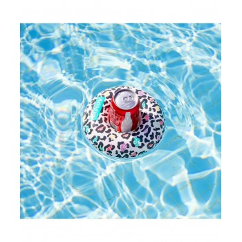 Trampoline avec filet de protection Jump4Fun Deluxe 6FT - 185cm - Vert pomme