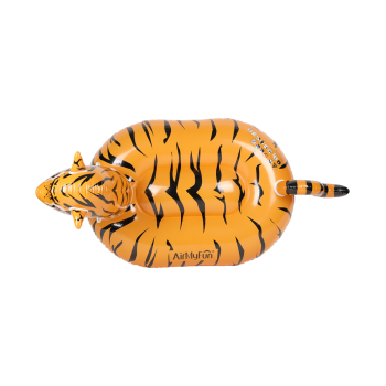 Dimensions Trampoline Jump4Fun Deluxe 6FT - 185cm - Bleu